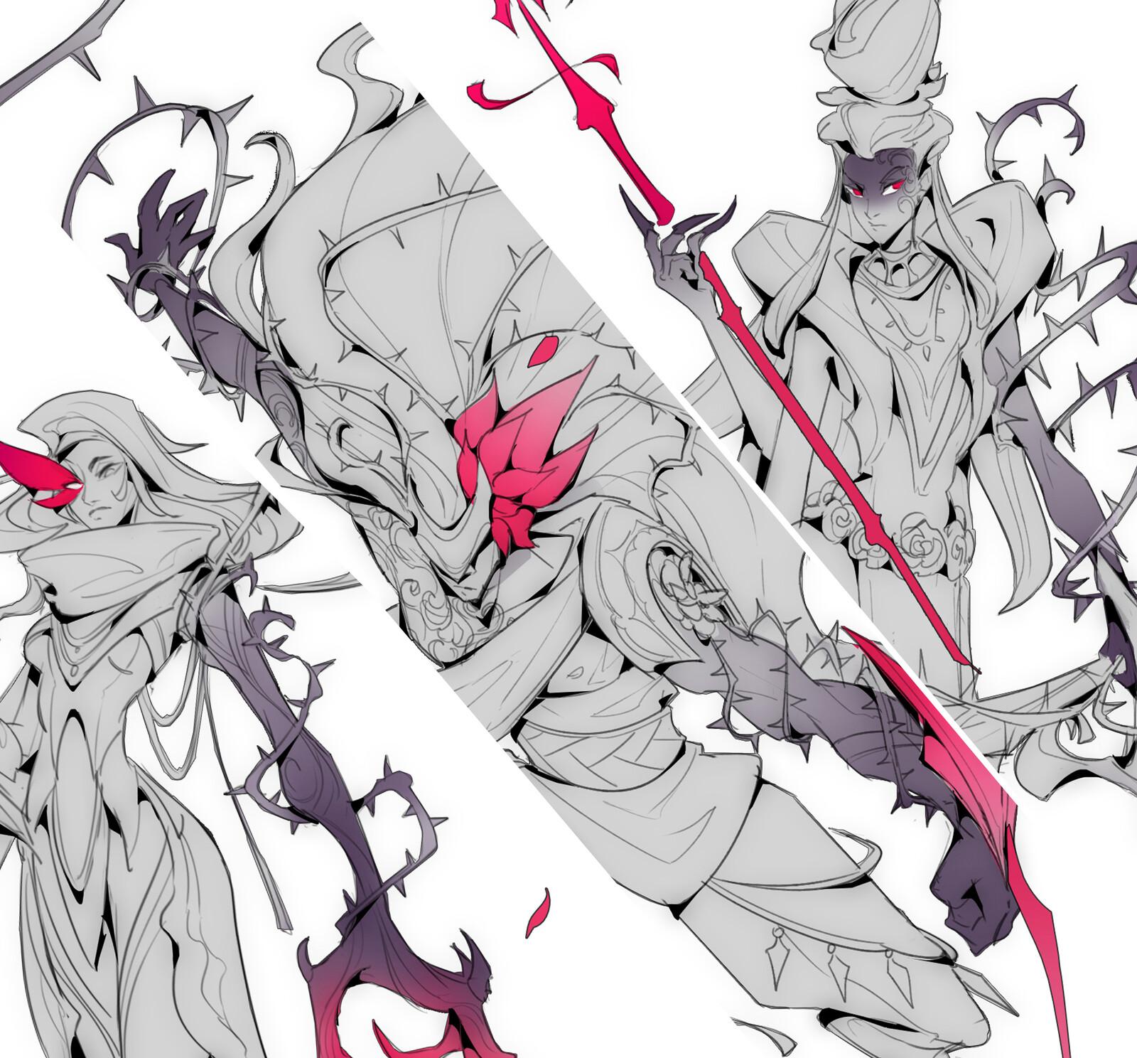Thorn Cultist Ranger