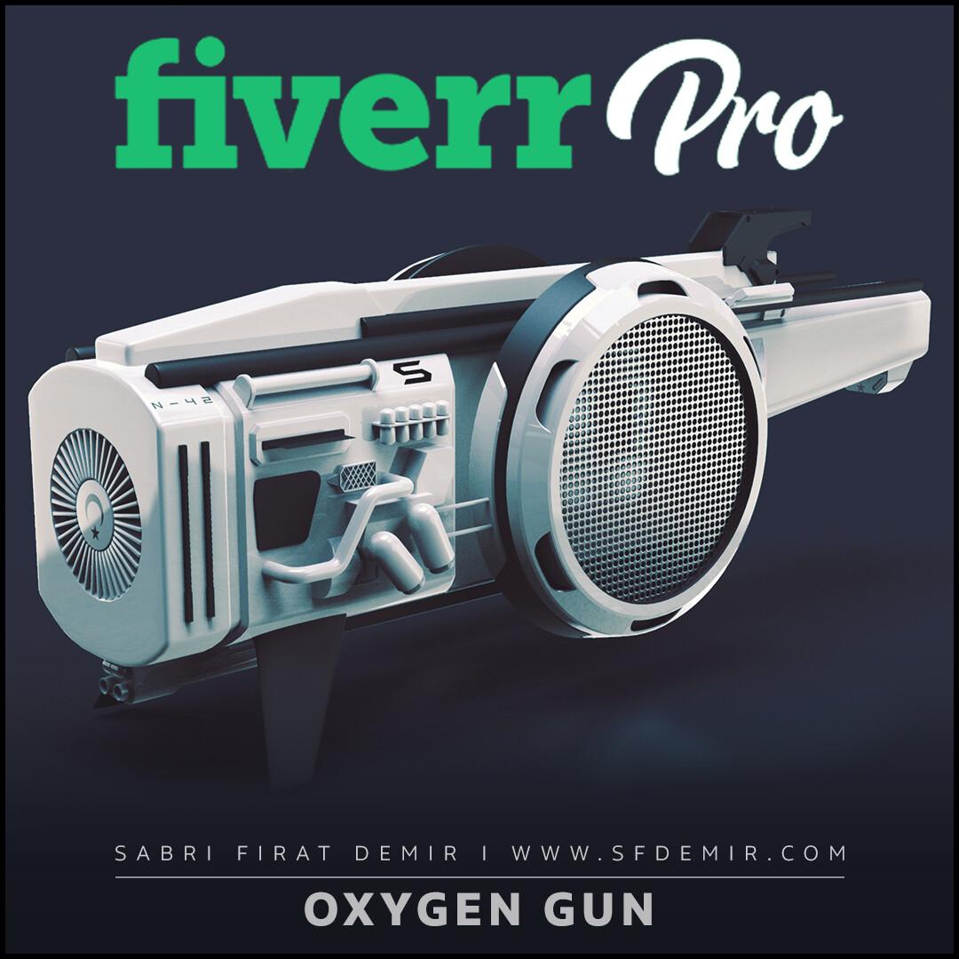 N-42 Oxygen Gun