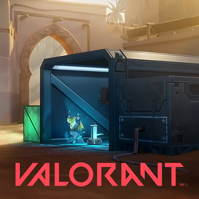 VALORANT // Duality Prop Textures