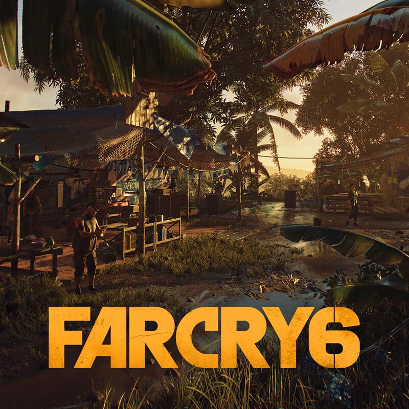 Clara's Camp - Far Cry 6