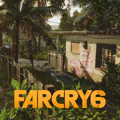 Island Santuario's farms - Far Cry 6