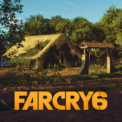 Weather station and abandoned Farm - Far cry 6