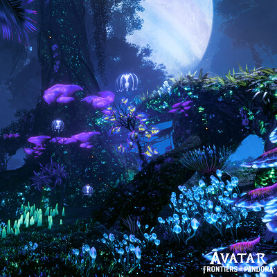 Avatar: Frontiers of Pandora - First Look