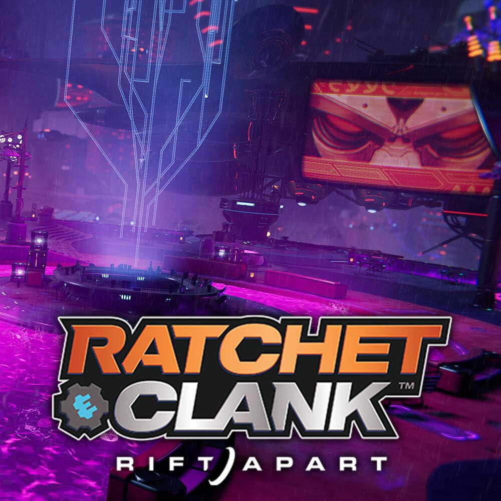 Ratchet & Clank: Rift Apart - Neo Nefarious City - Nefarious Day Spa