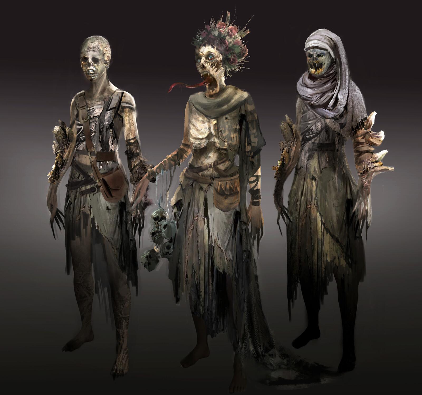 Plague Sisters