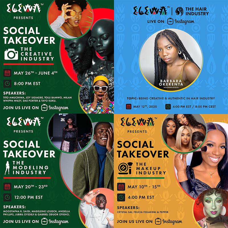 Elewa TV | Social Takeover Series
