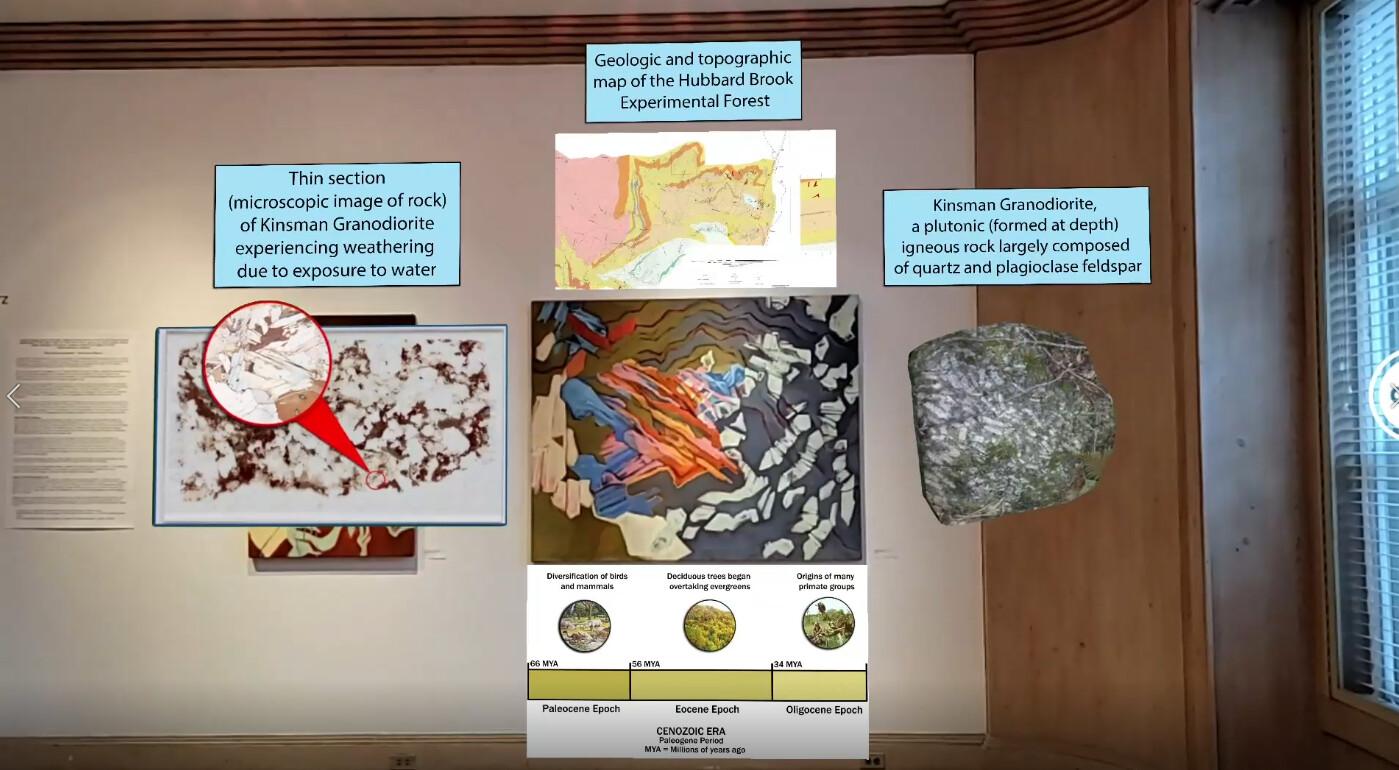 Geology AR Project