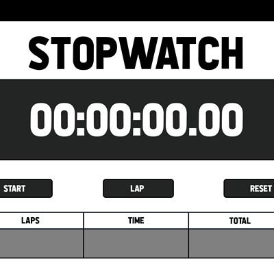 Eden blas eden blas stopwatch