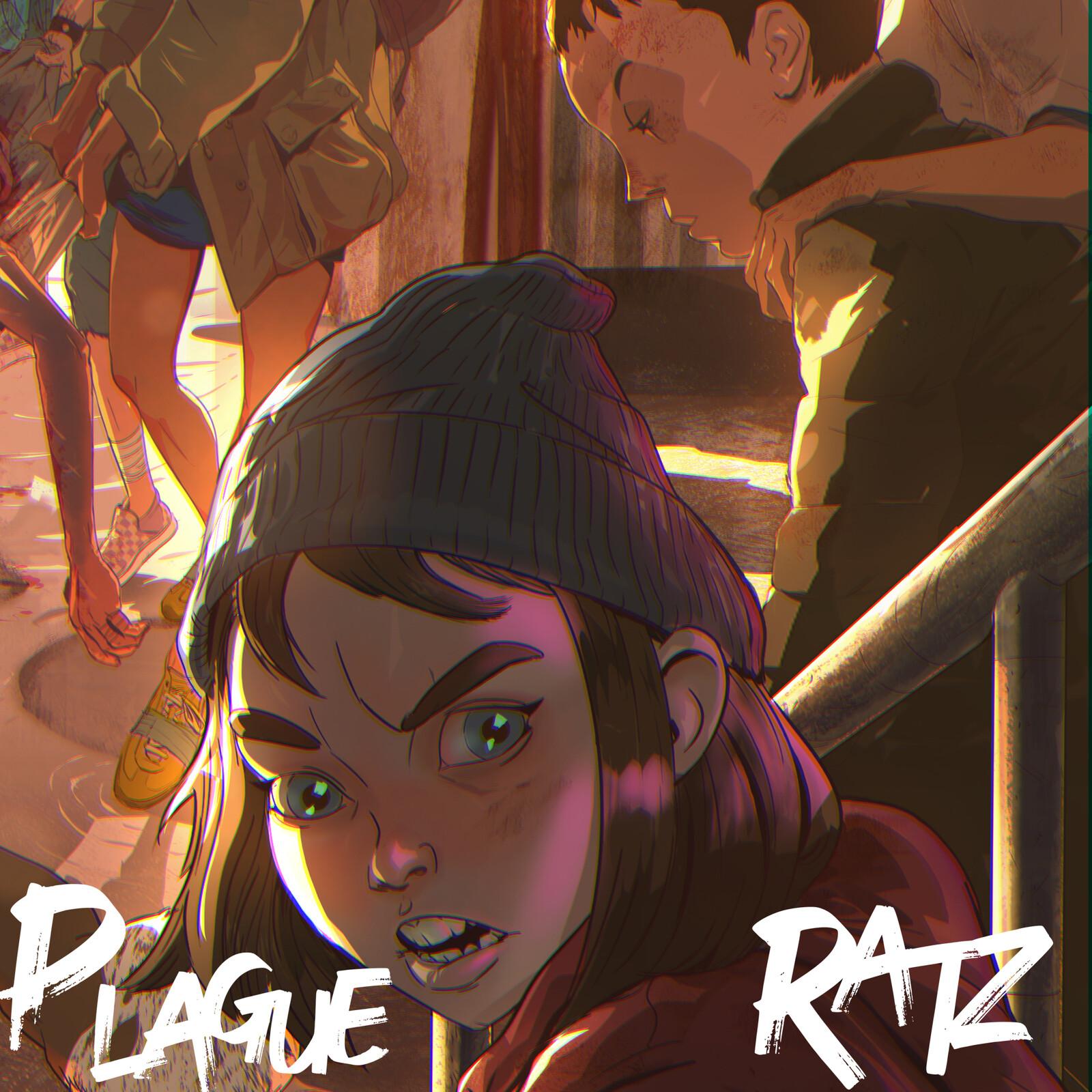 PLague Ratz part 3: Hauling a Fallen Hero