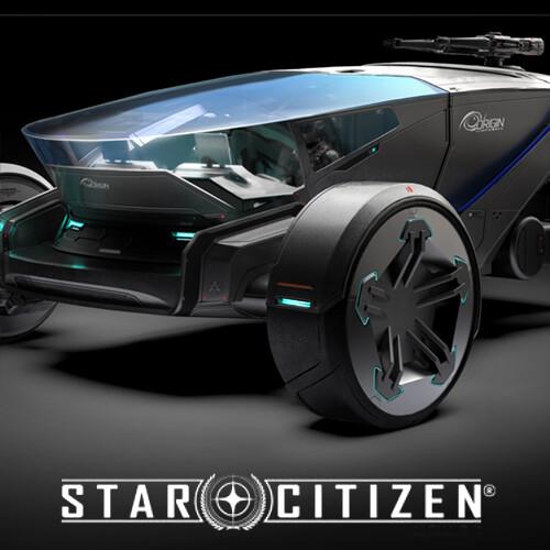 STAR CITIZEN Origin G12