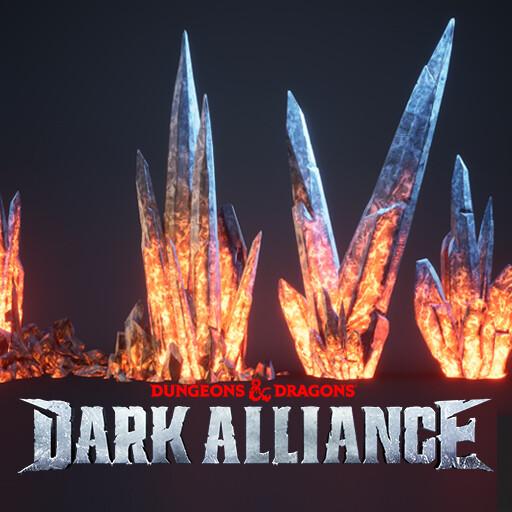 Dungeons & Dragons: Dark Alliance - Crystals
