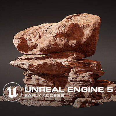 Unreal Engine 5 Early Access - Mega Assemblies