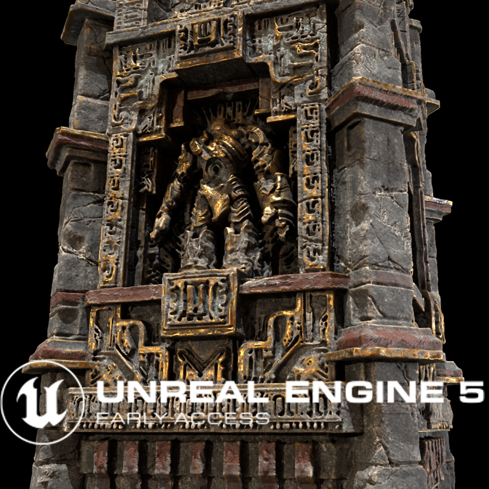 UE5 - Valley of the Ancient