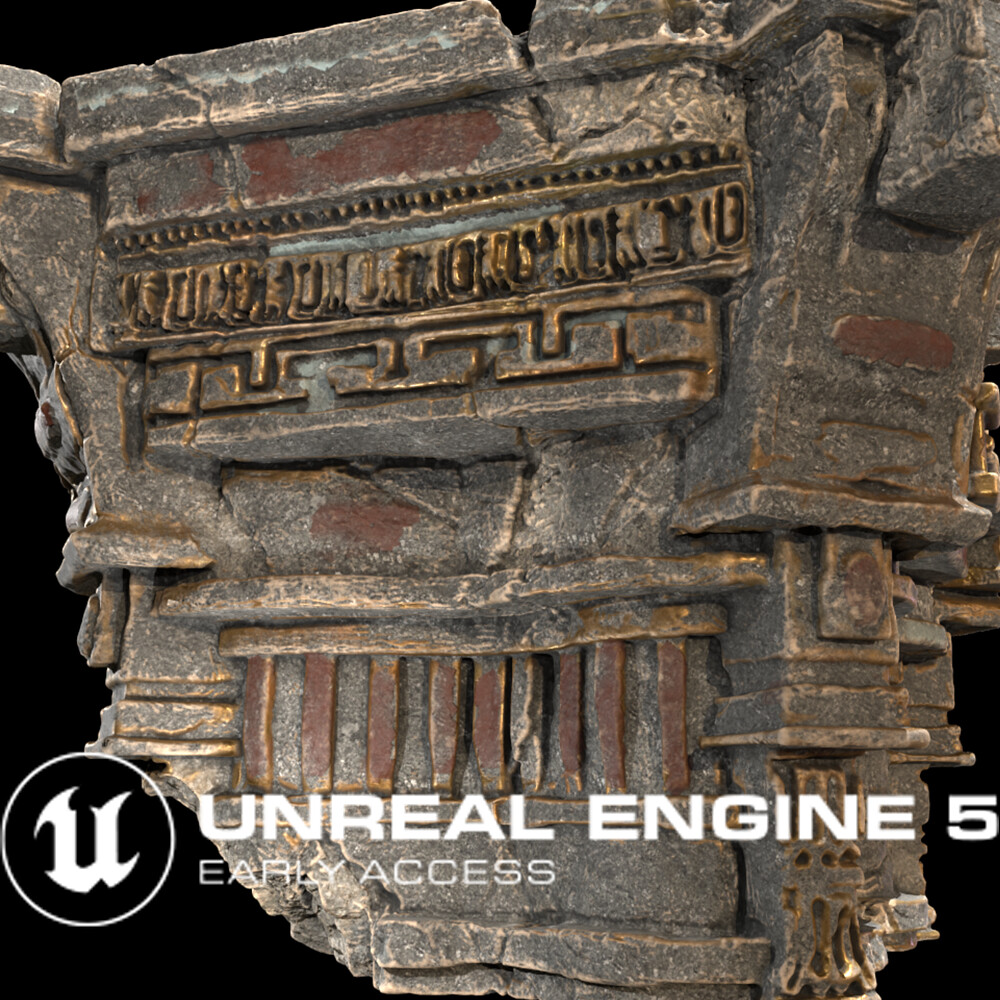 UE5 - Valley of the Ancient-3