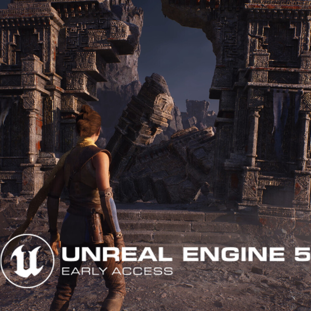 Unreal Engine 5 Early Access