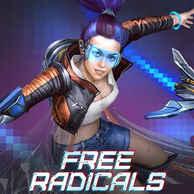 Free Radicals - Courier
