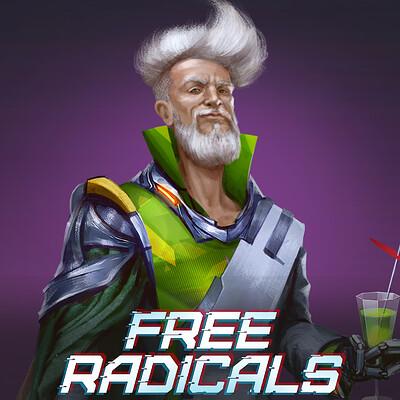 Free Radicals - Hotelier