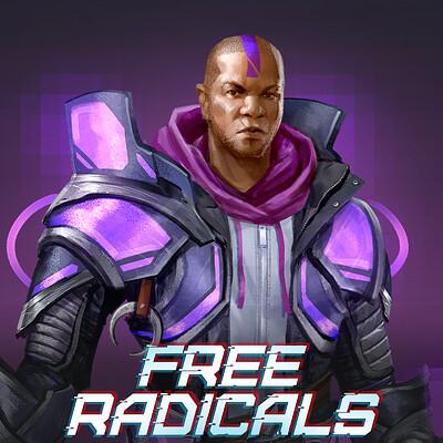 Free Radicals - Armorer