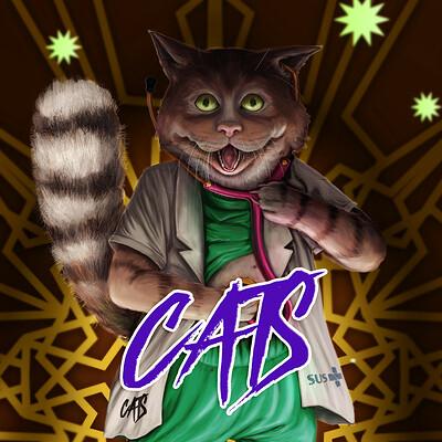 Gaspar gaspar strange cat doctor 2 1 x