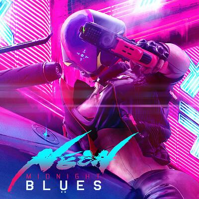 NEON MIDNIGHT BLUES