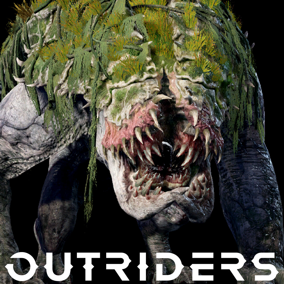 Outriders - Forest Lurker