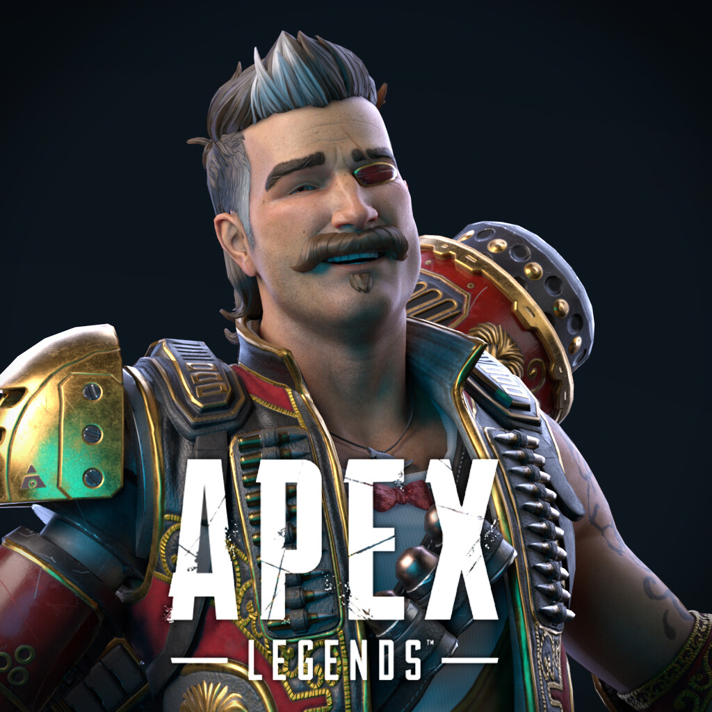 Apex Legends - Ring Master Fuse (textures only)