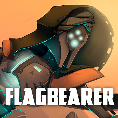 Agile Droid - Flagbearer CCG card artwork