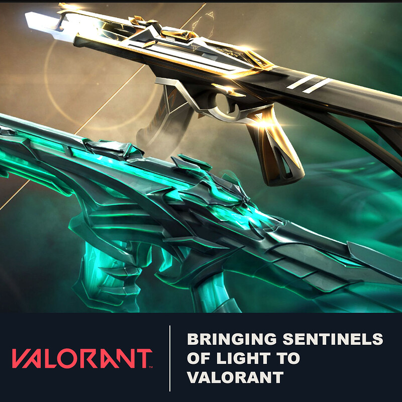 VALORANT - How we brought the Sentinels of Light to VALORANT