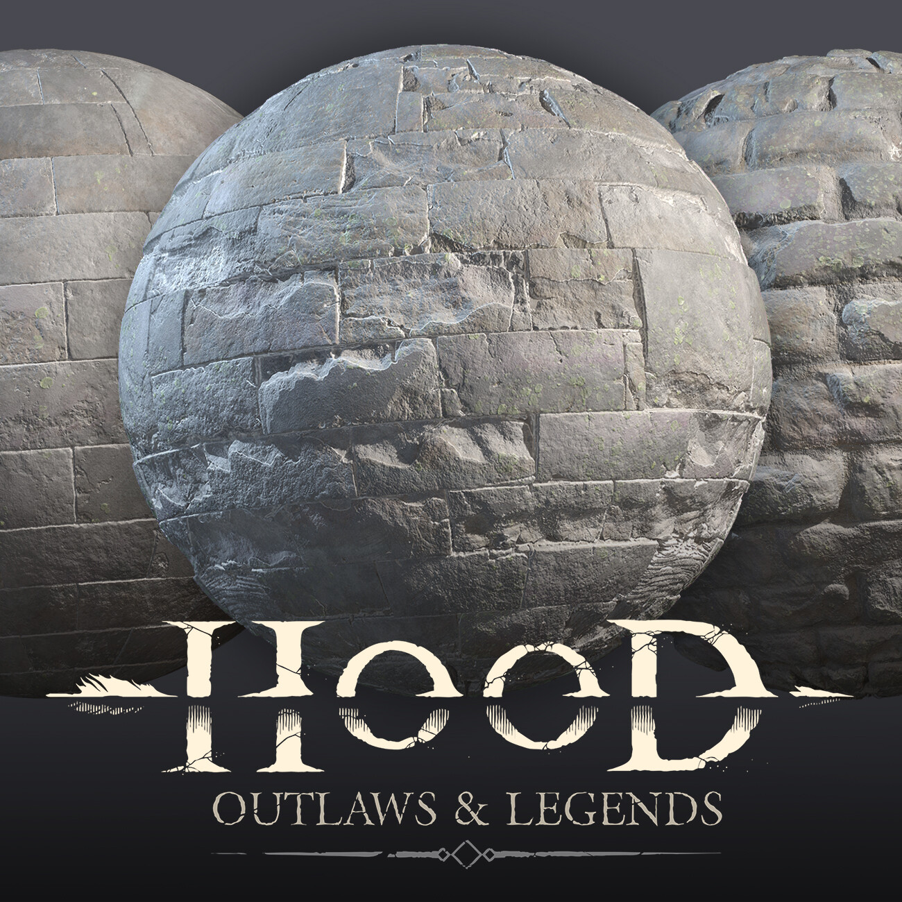 Hood: Outlaws & Legends - Castle Stone Materials