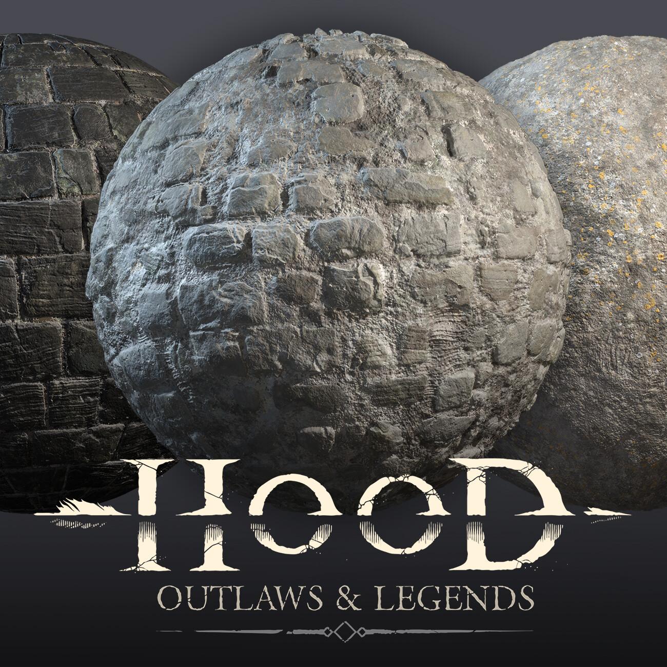Hood: Outlaws & Legends - Castle Stone Materials Part 2