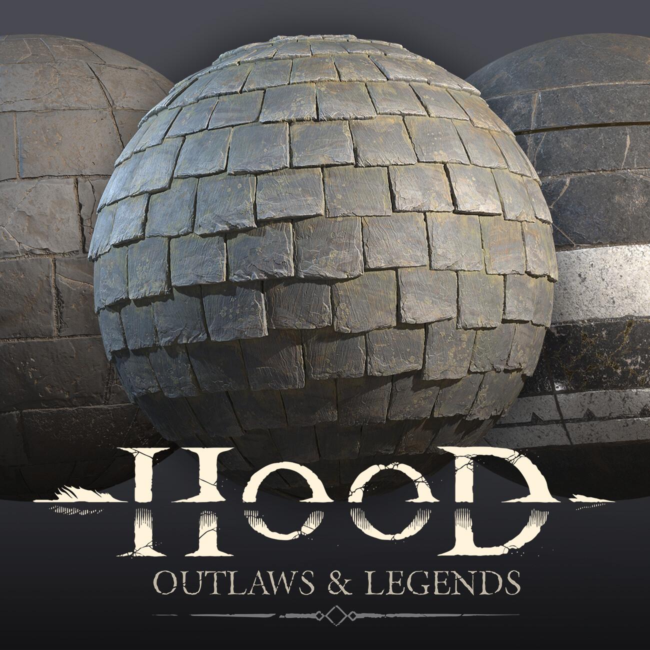 Hood: Outlaws & Legends - Misc Materials