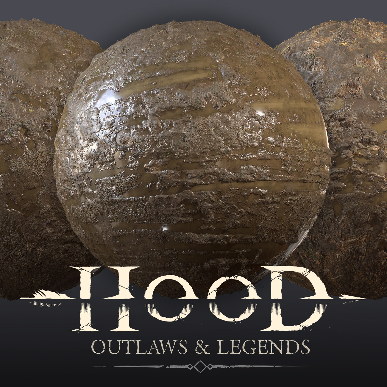 Hood: Outlaws & Legends - Mud Tracks Materials