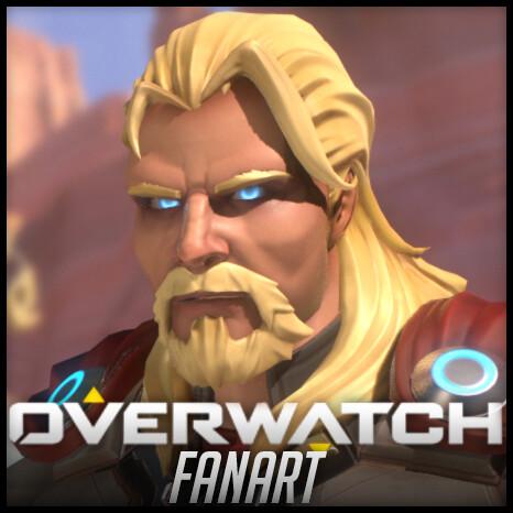 Thor (Overwatch Fanart)