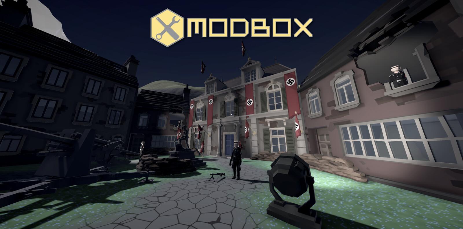 Modbox: D-Day