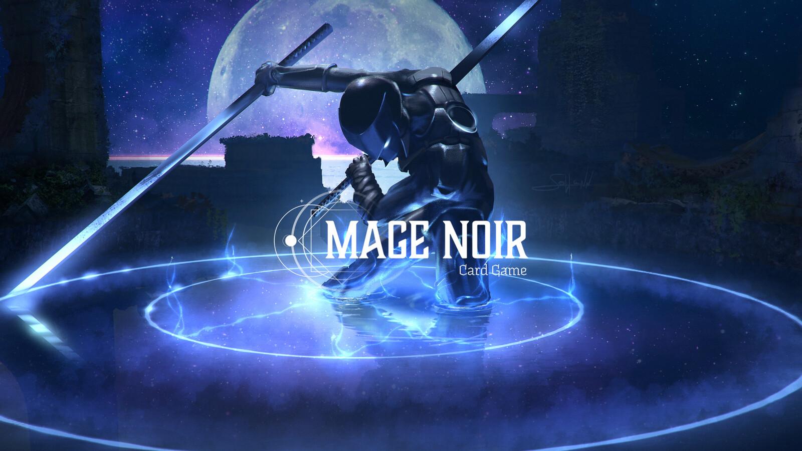 """Mage Noir """"Le Rituel du Mage Noir """""""