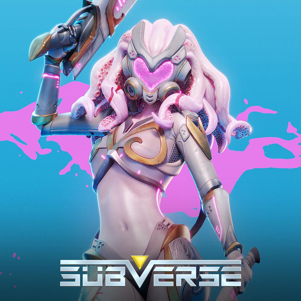 Subverse - The Huntress 2