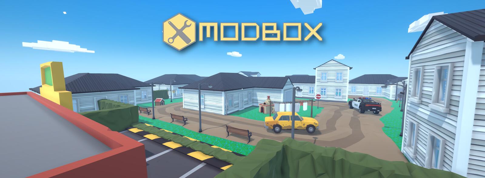 Modbox: Town Prop Hunt