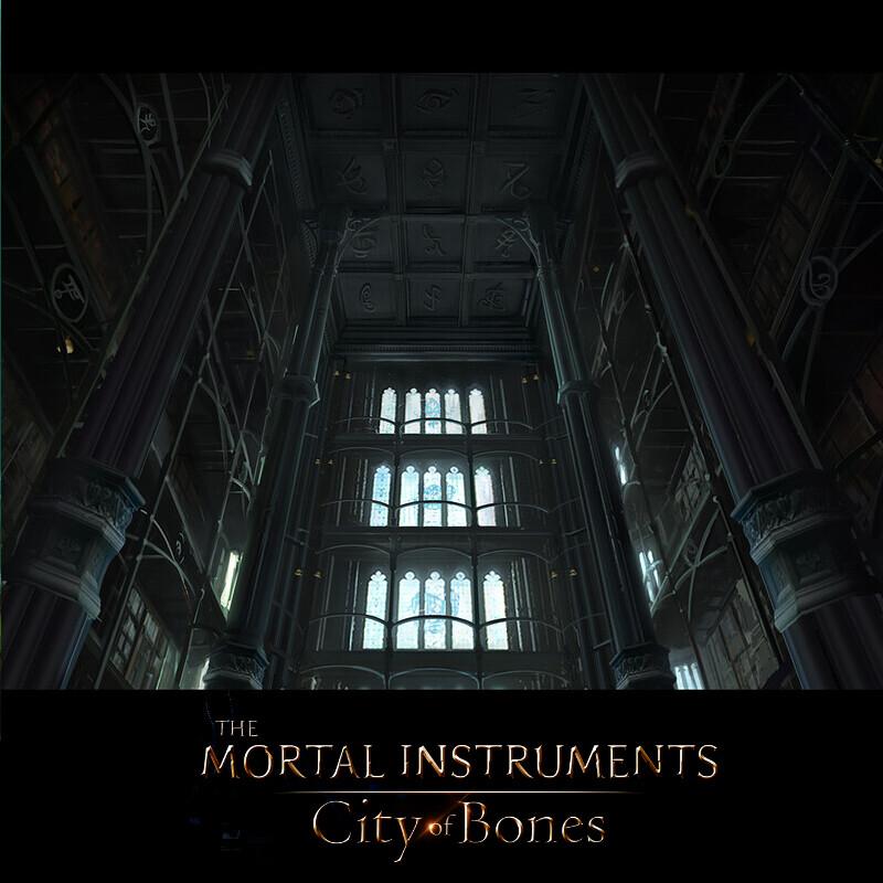 The Mortal Instruments: Concept Art