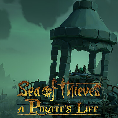 Sea of Thieves: A Pirate's Life - Sea of the Damned