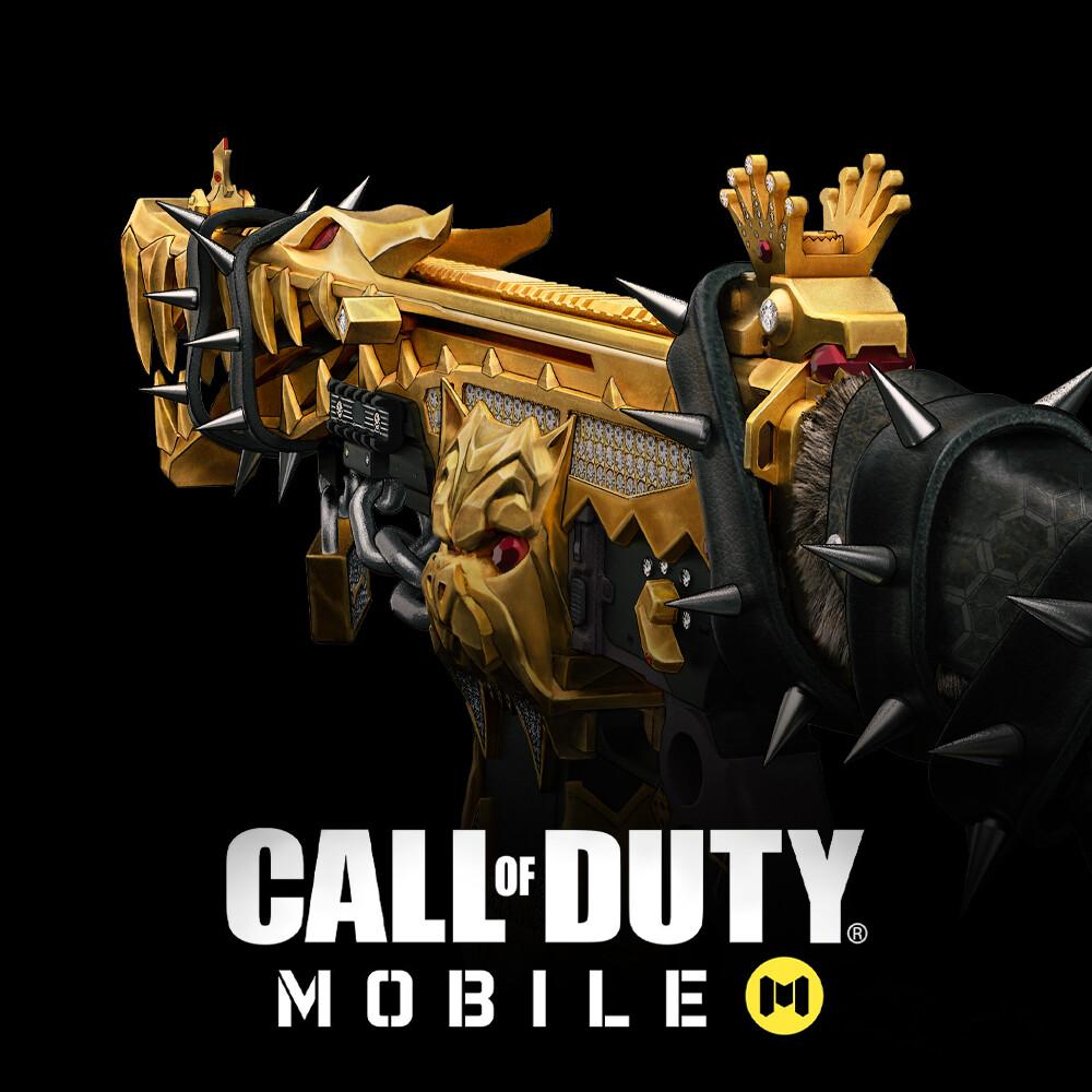 COD Mobile - Rottweiler DR-H