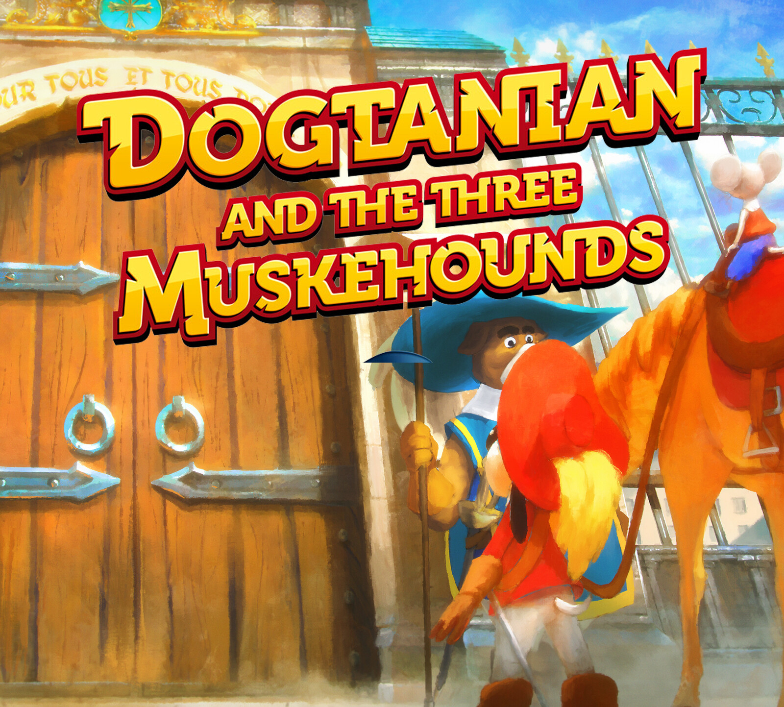 Dogtanian and the Muskehounds - 2nd Act