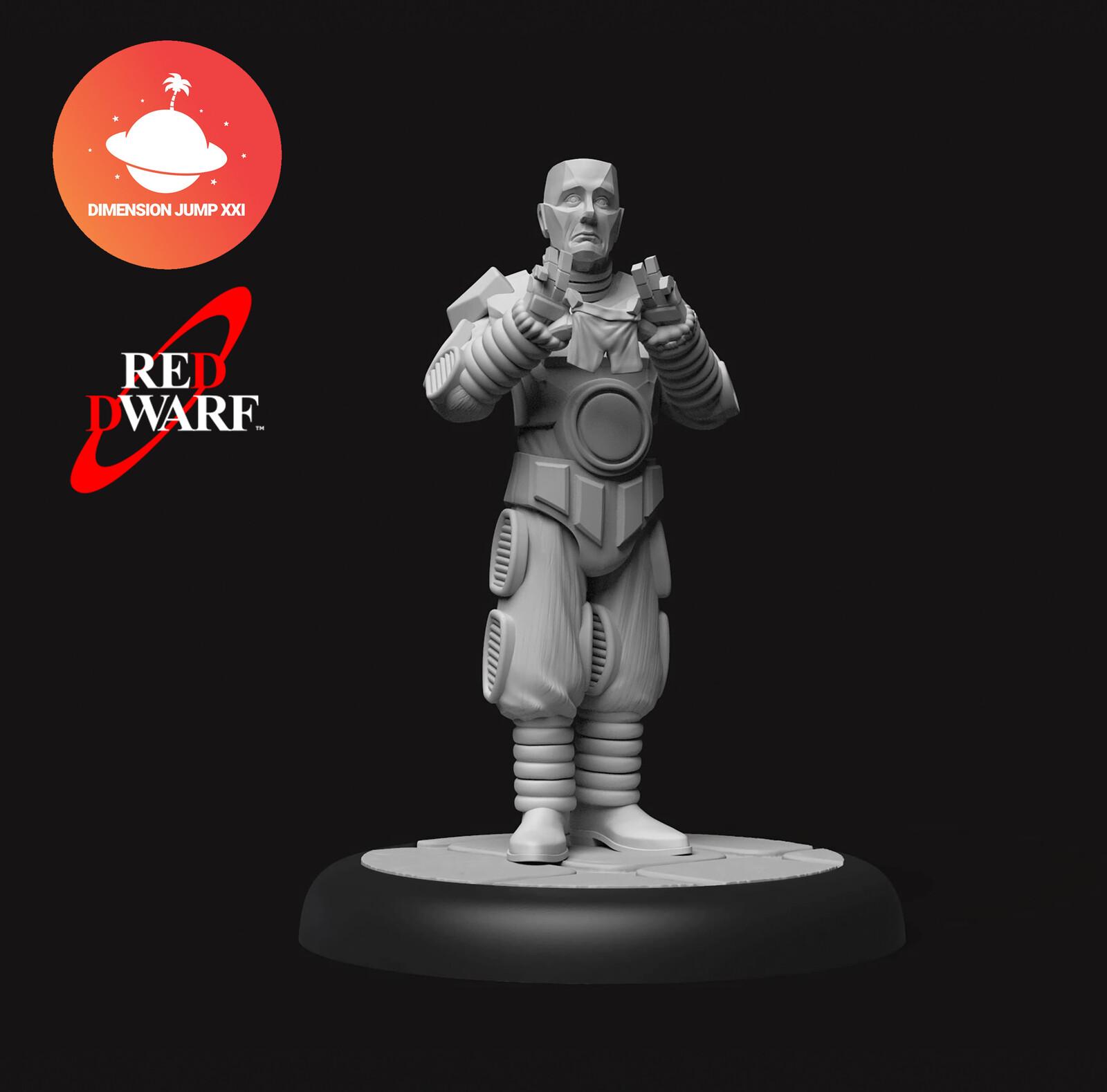 Red Dwarf DJXXI Minis - Kryten