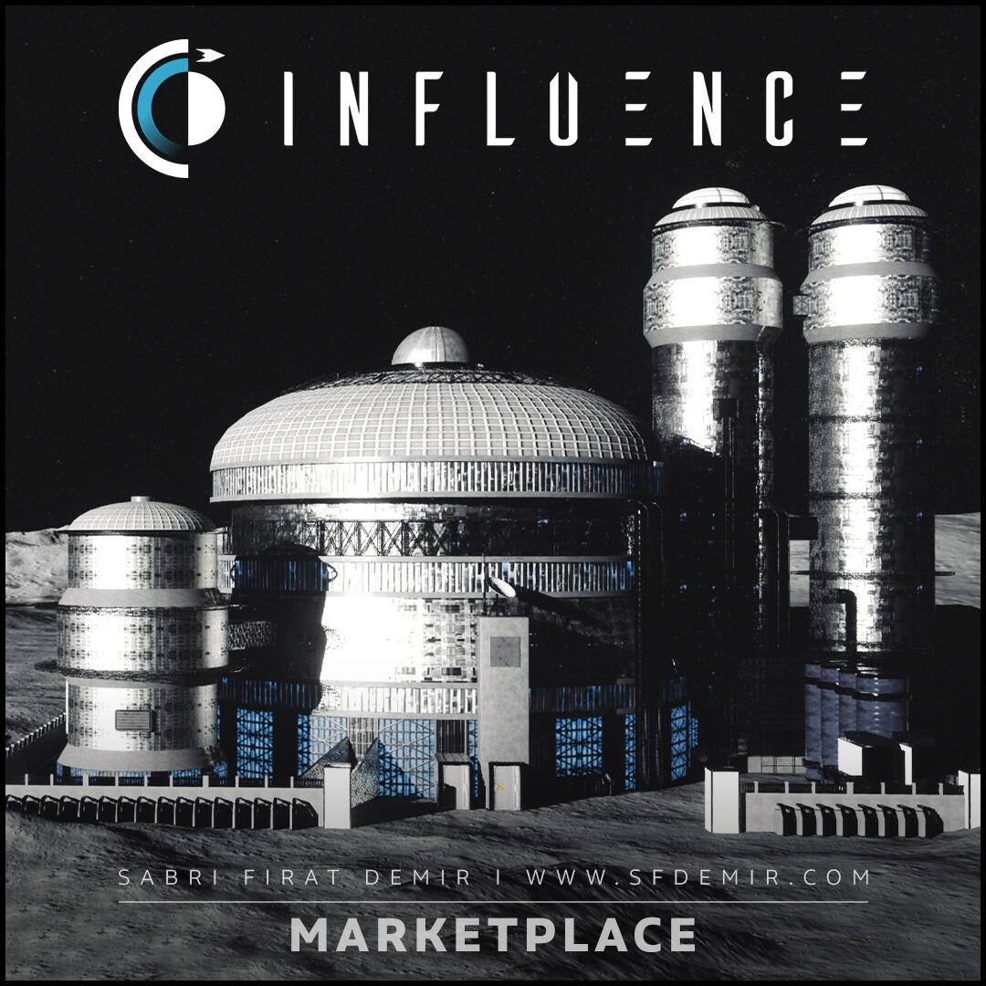 Influence - Marketplace
