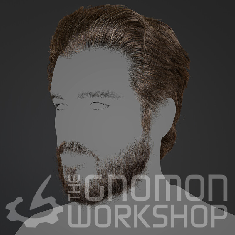 Create a Male Groom with Xgen
