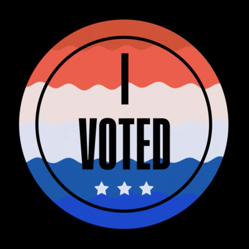 COMPLEX | Pull Up and Vote GIF Stickers