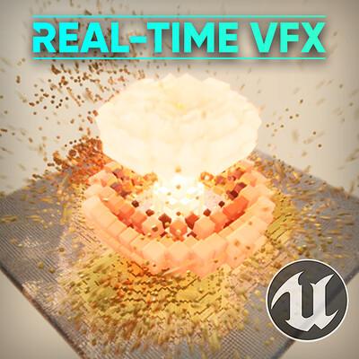 Julien delaunay julien delaunay voxel island explosion thumbnail