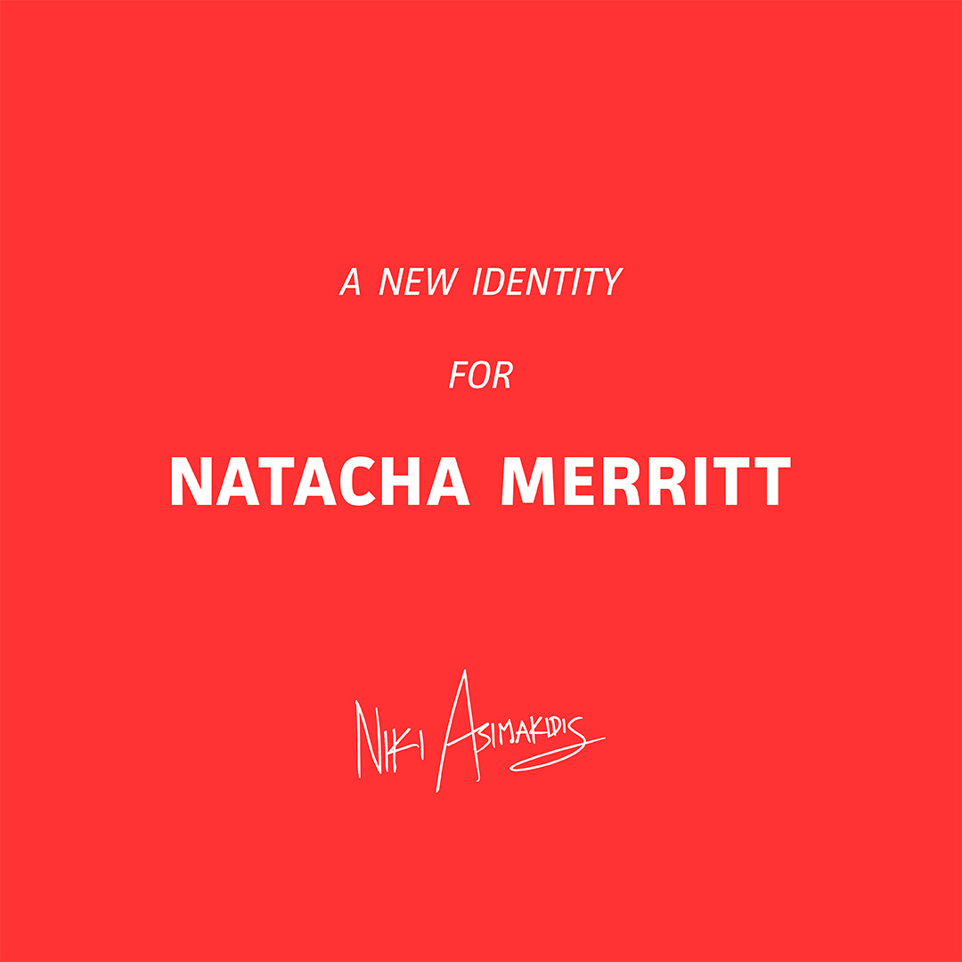 Natacha Merritt (mature content) // Art Direction / Web identity