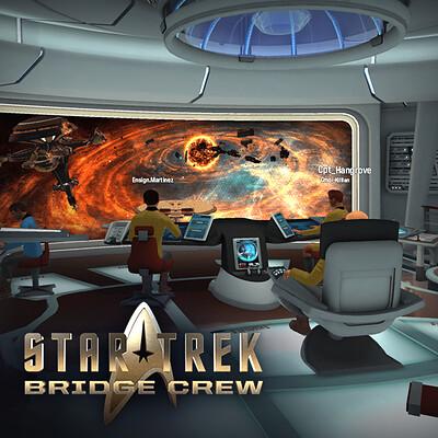 Star Trek: Bridge Crew (Oculus Quest)