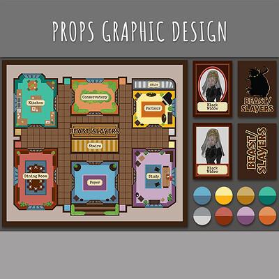 Props Graphic Design