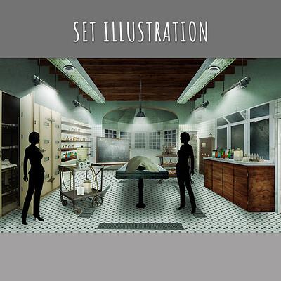 Set Illustration